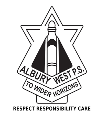 Albury West Public School logo